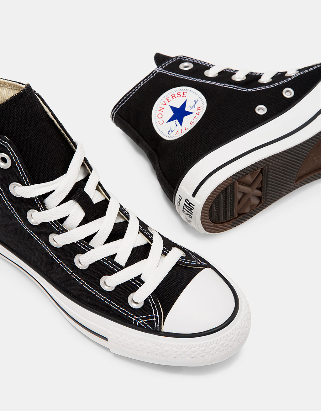 Stivaletto tessuto CONVERSE ALL STAR