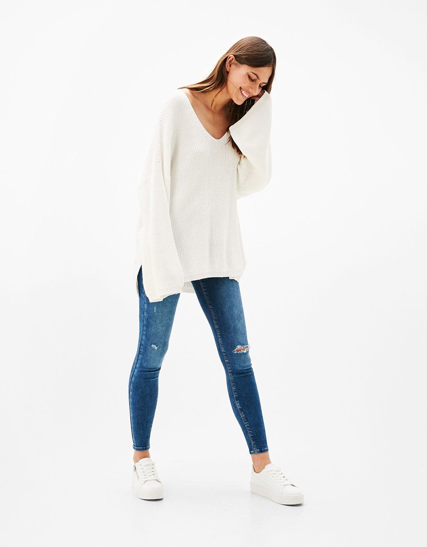 Five-Pocket-Jeans im Skinny-Fit