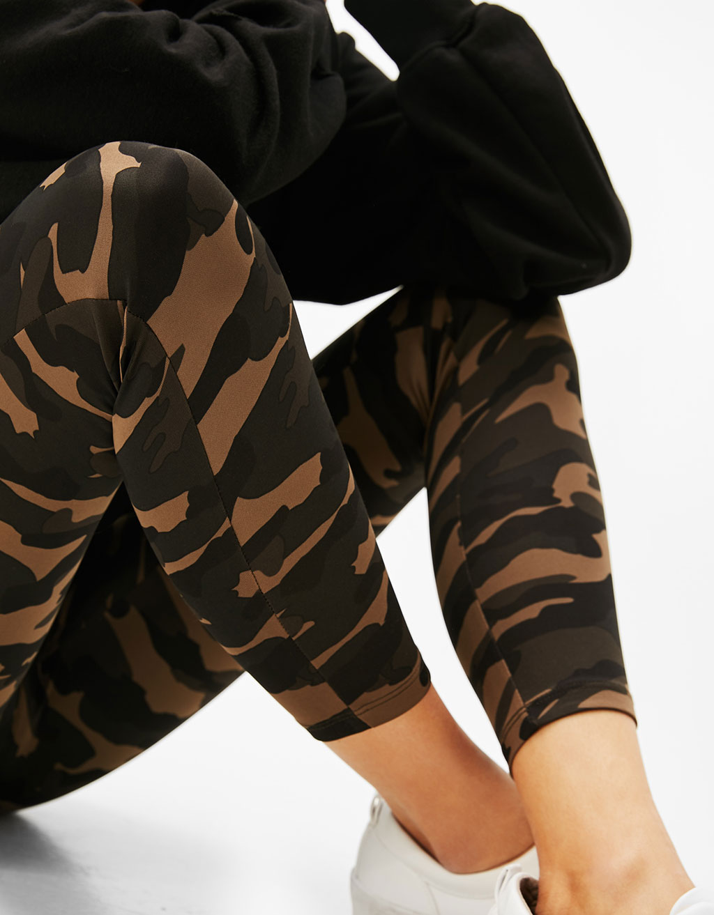 Leggings neopreno camuflaje