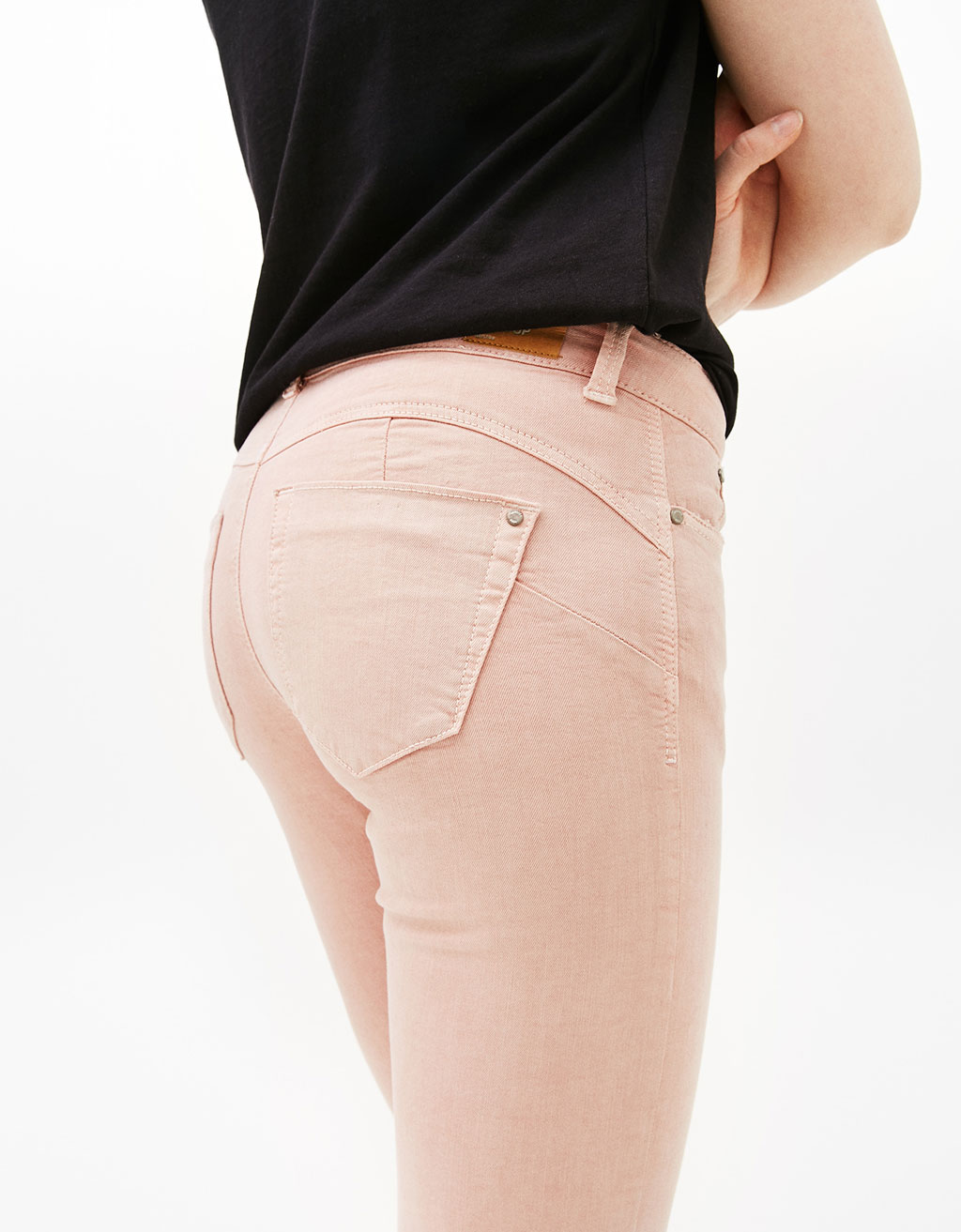 A2A (BASBSK)(MIX) PANTALON PUSH UP 5 BOLSILLOS