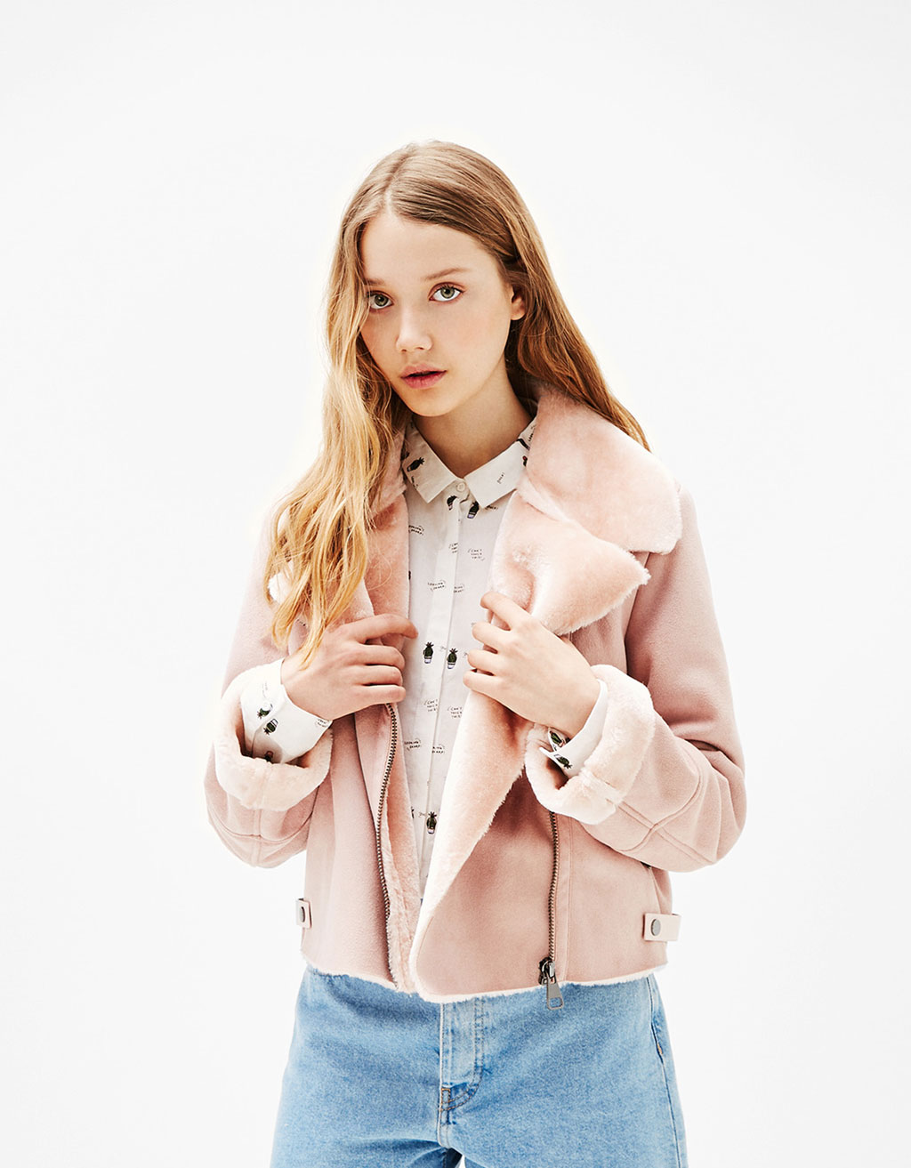 Double-faced jacket