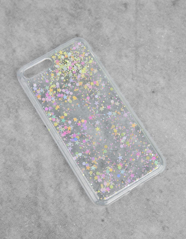 Transparent stars iPhone 7 plus case