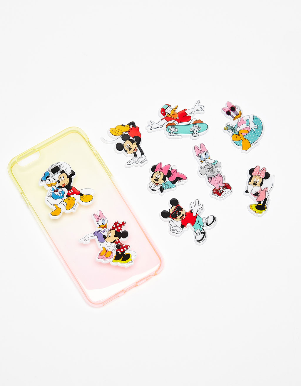 Disney stickers iPhone 6/6s case