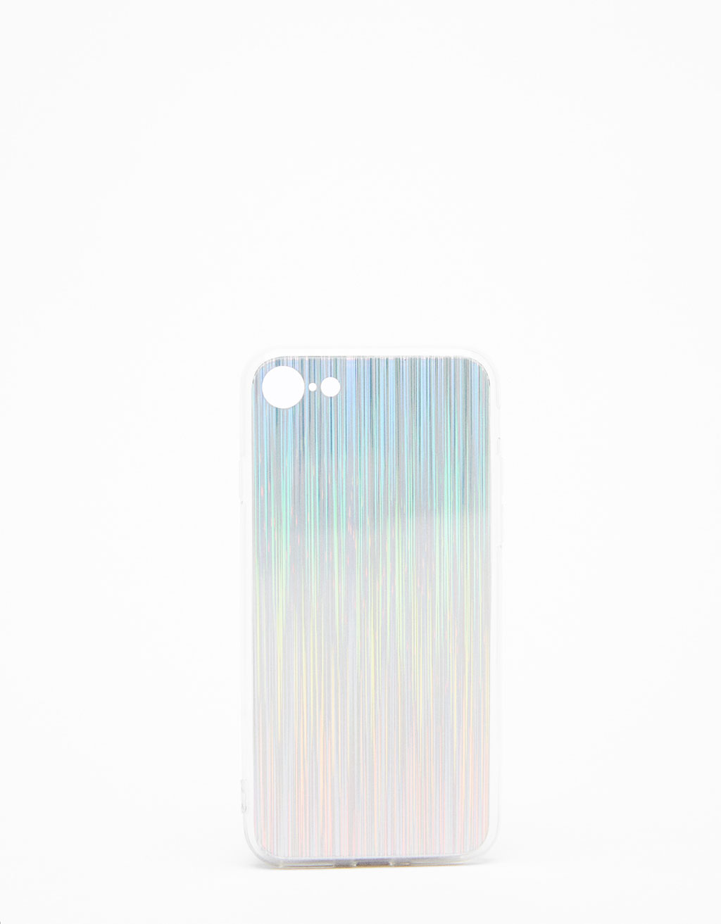 Iridescent iPhone 7 cover