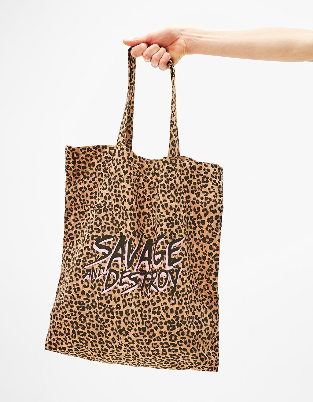 BASBER SHOPPER CANVAS