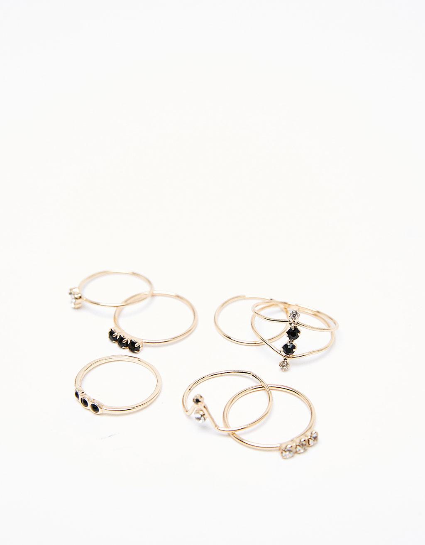 Set anelli minimal