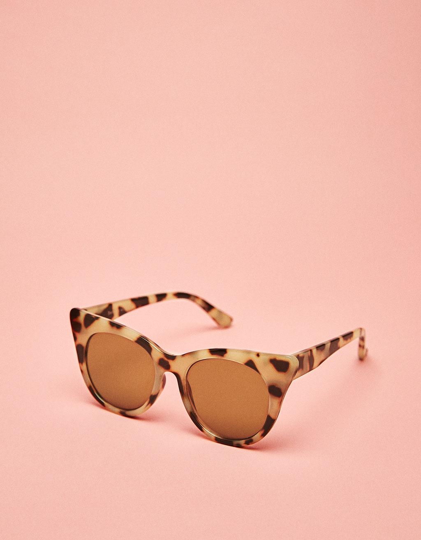 Cat eye True cat sunglasses