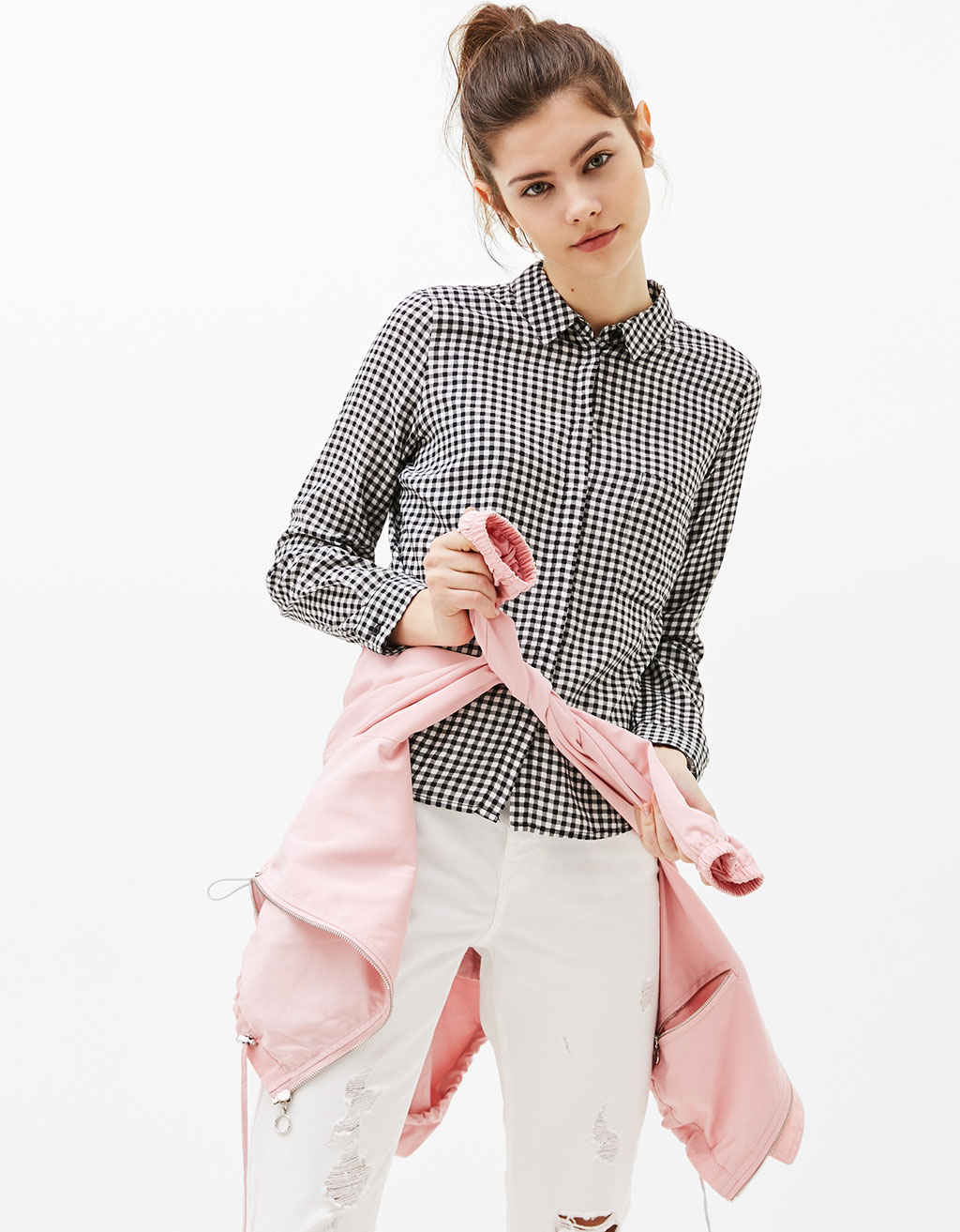 BSK button back top