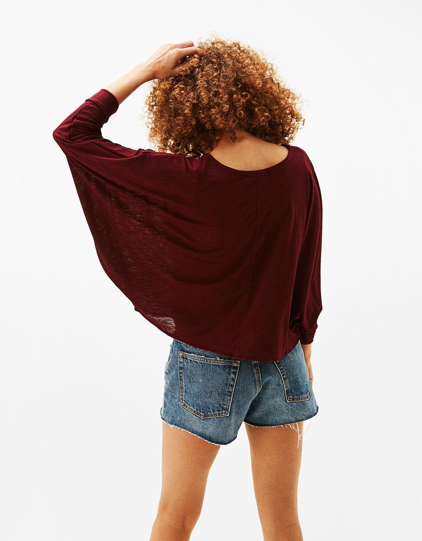 Cotton cape