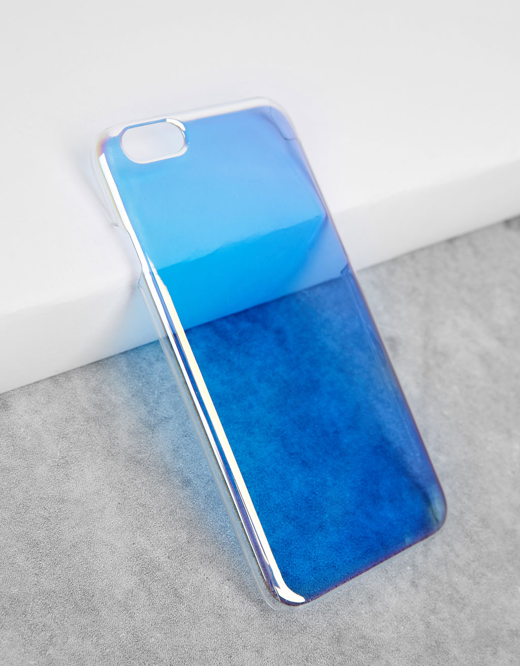 Iridescent iPhone 6 Plus cover
