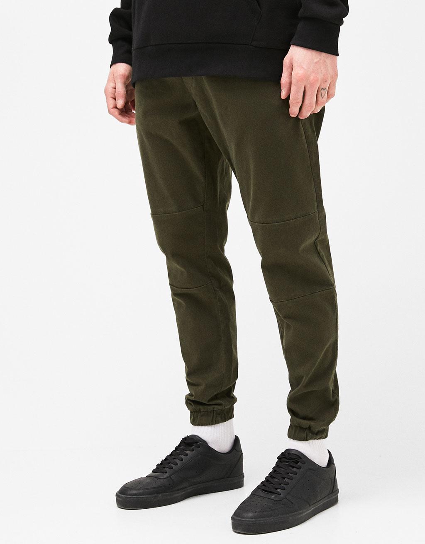 Pantalón algodón jogger