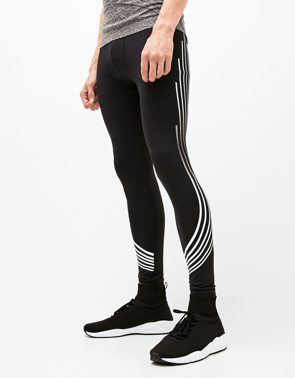 Technical sport leggings