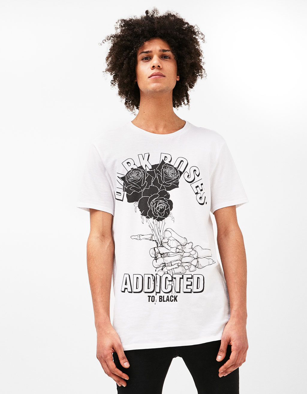 Camiseta 'Fugitives & Roses'
