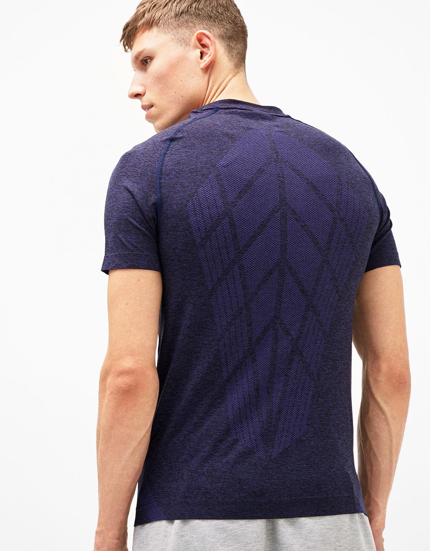 Seamless sport T-shirt