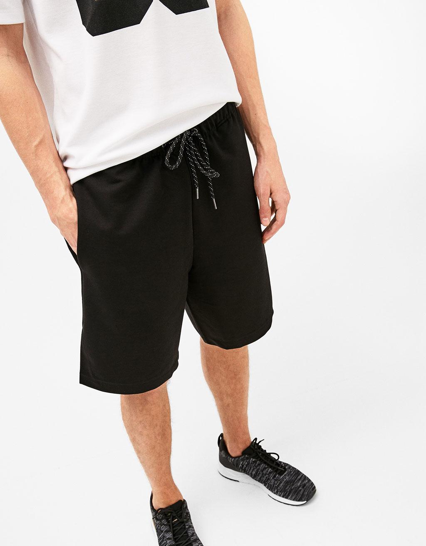 Sport bermuda shorts