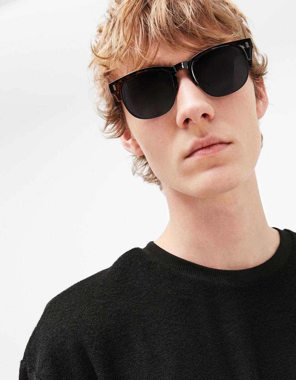 Kombinált vintage szemüveg