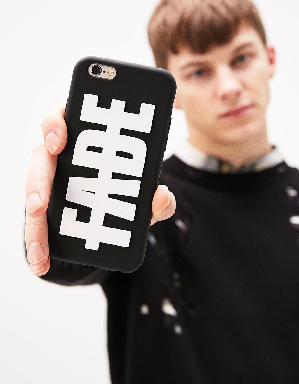 Puhelimen kuori FADE iPhone 7