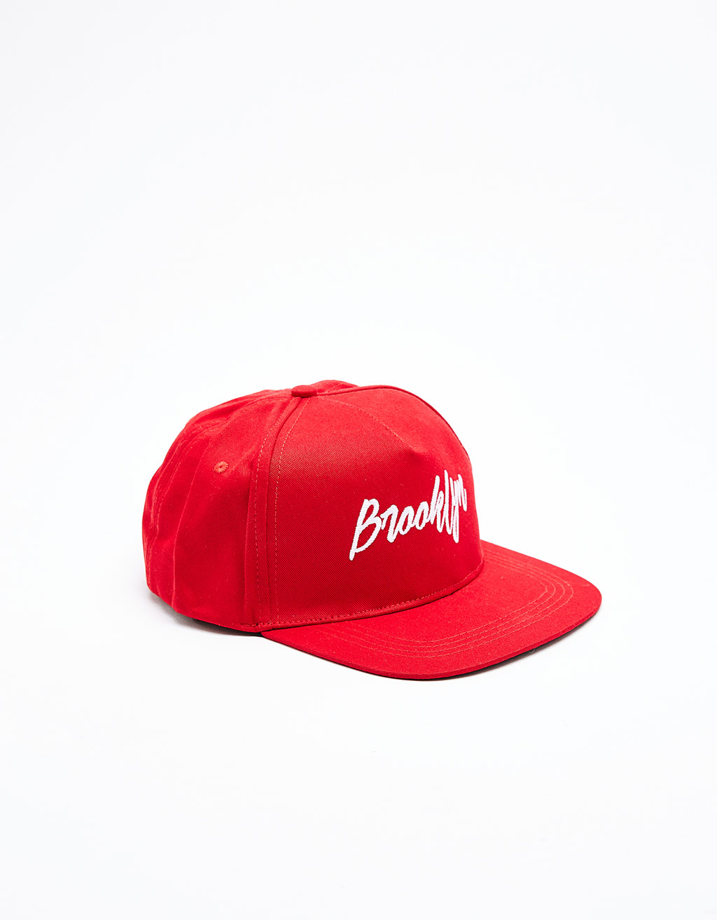 'Brooklyn' embroidered cap