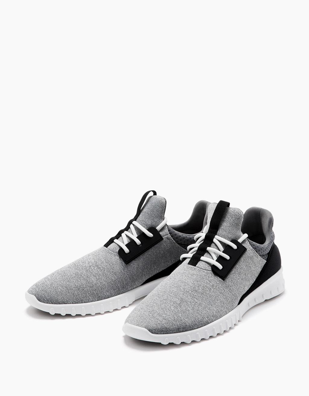 Men's technical sports shoes