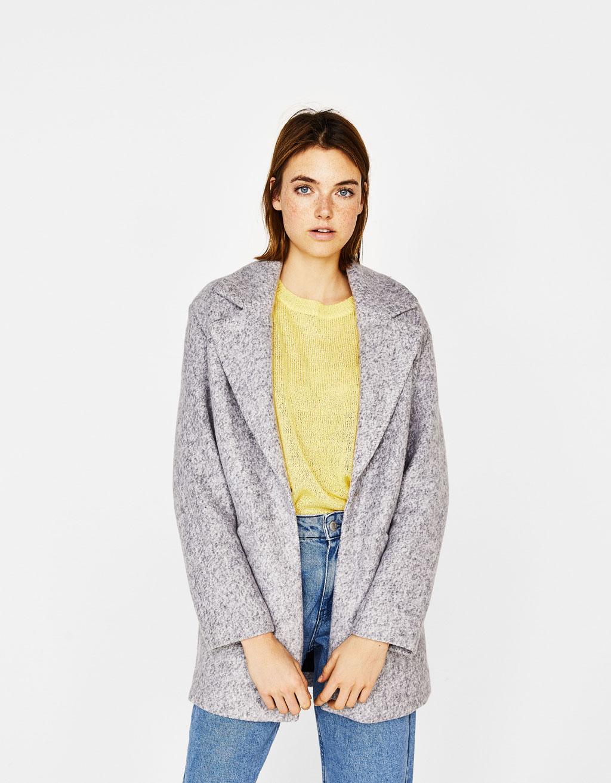 Buklė paltas