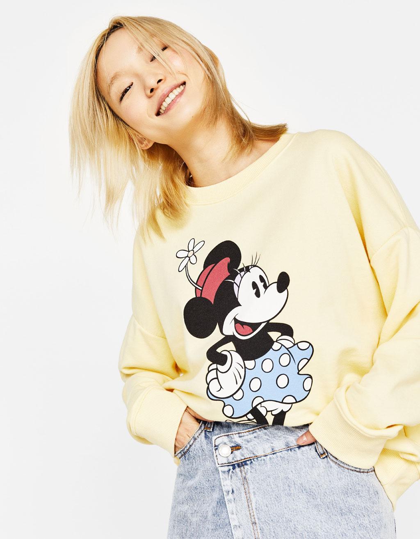 Mickey/Minnie Mouse sweatshirt