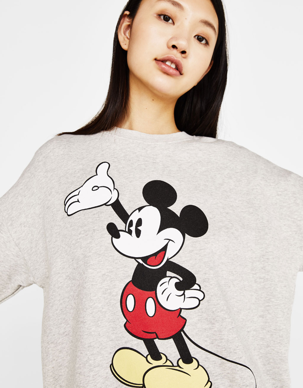 Mickey/Minnie Mouse sweatshirt