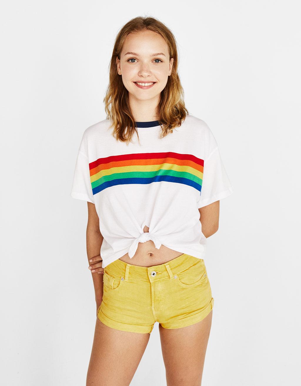 Low waist shorts