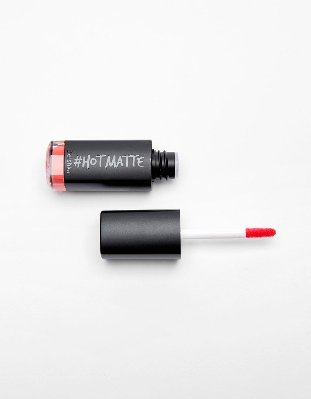 Ultra-matte Liquid Lipstick #hotmatte