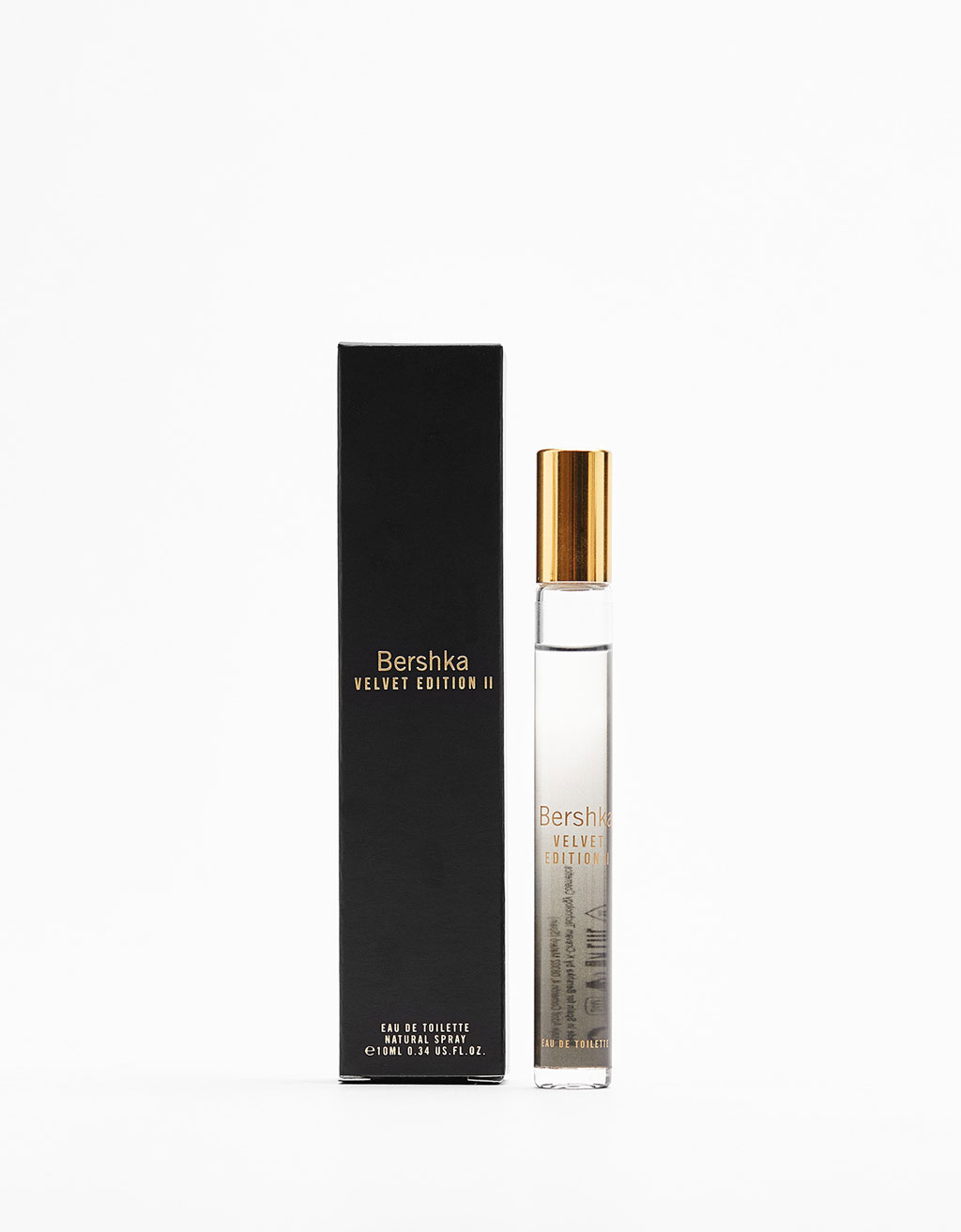 Bershka Velvet Edition II Roll-on Eau de Toilette 10 mL