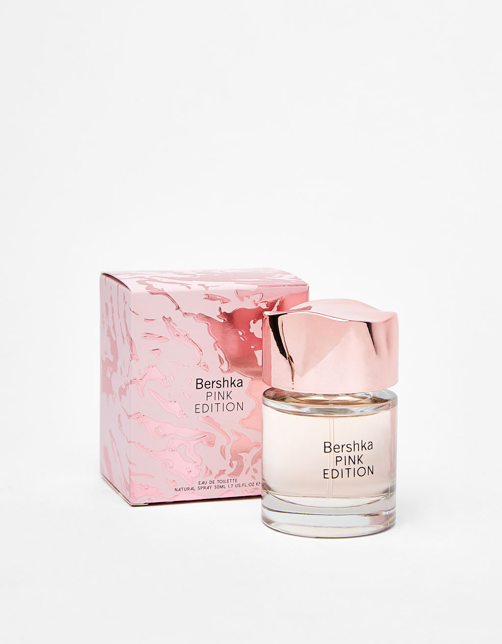 Eau de toilette pink edition 50ml