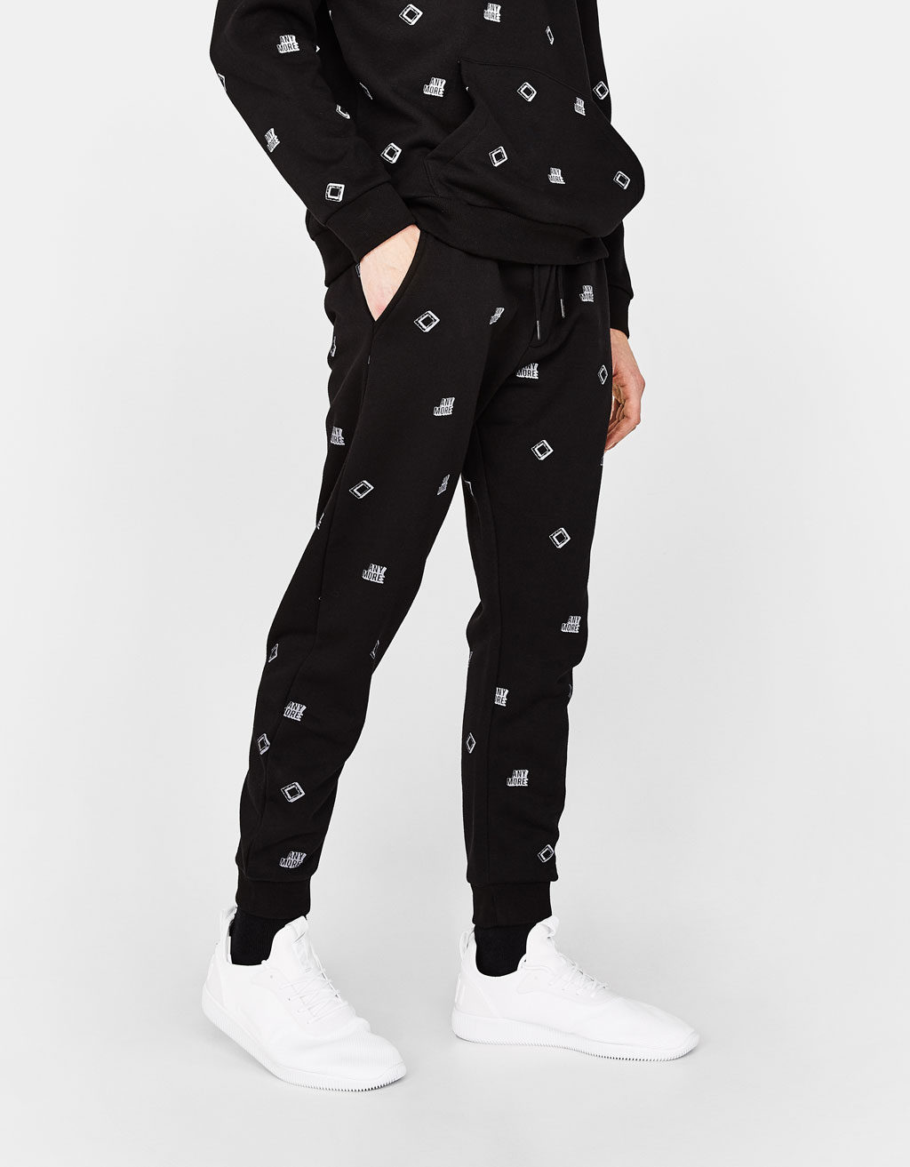 Twin set jogging trousers