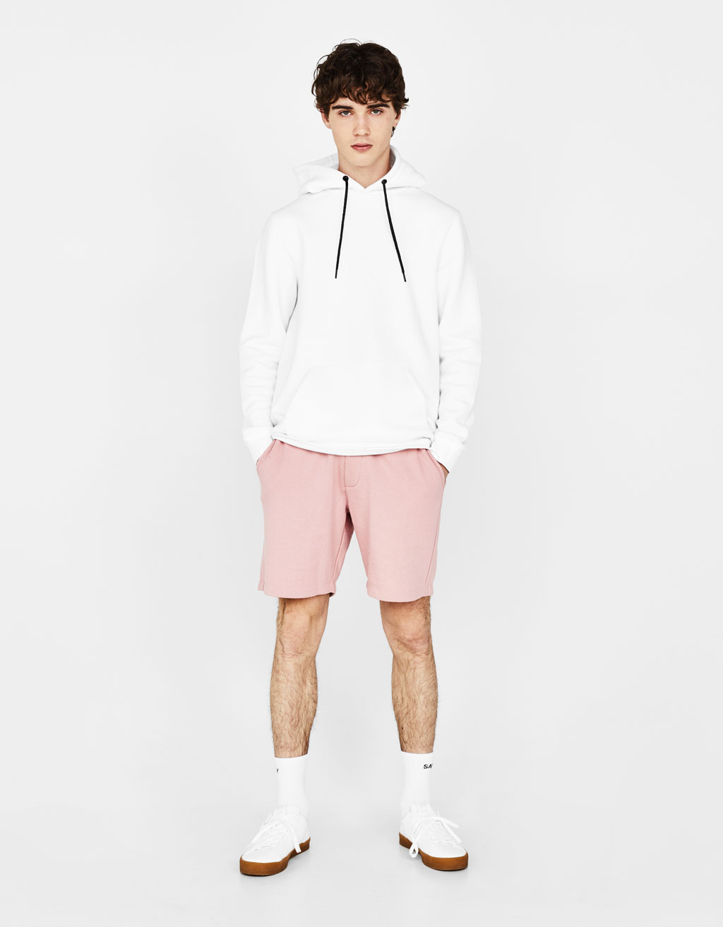 Sports bermuda shorts