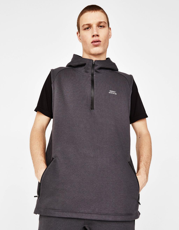Technical sports vest