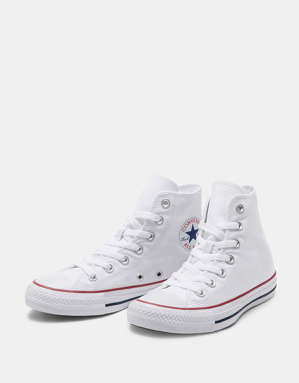 CONVERSE CHUCK TAYLOR ALL STAR high top canvas sneakers