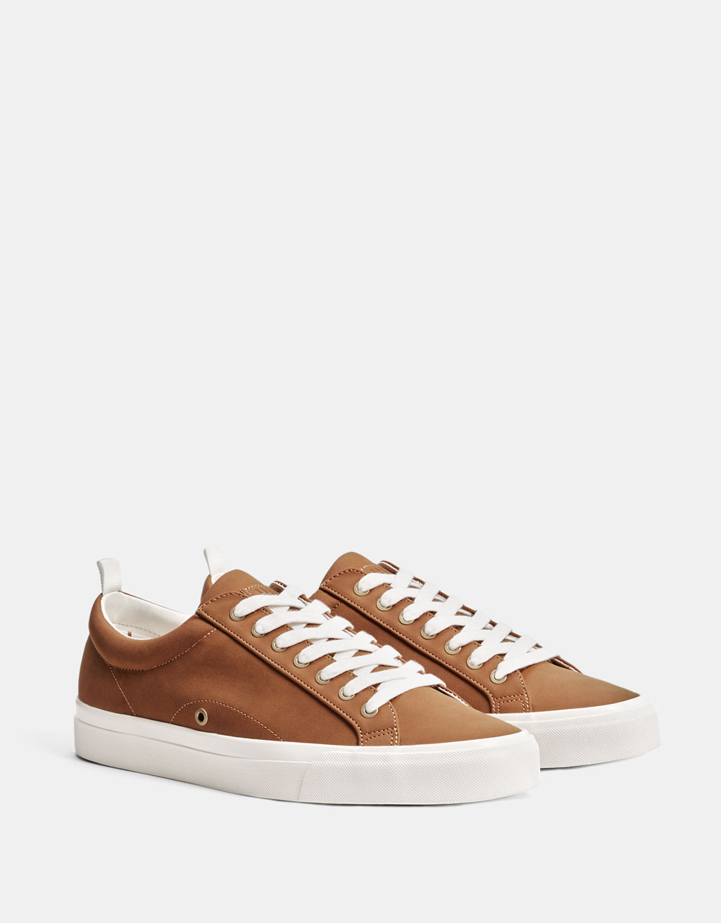 Men's lace-up sneakers