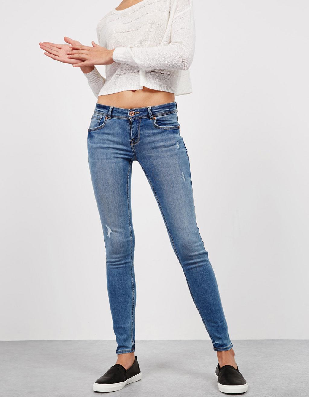 jeans new collection dames bershka netherlands. Black Bedroom Furniture Sets. Home Design Ideas