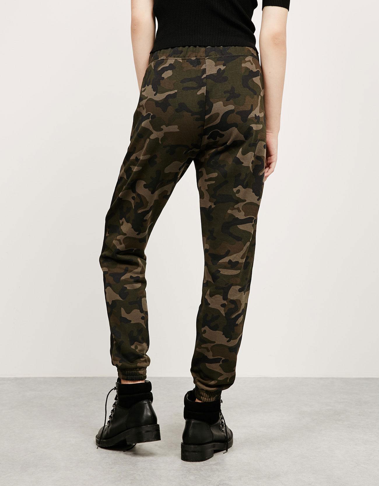 8d8a98875 pantalones camuflaje bershka