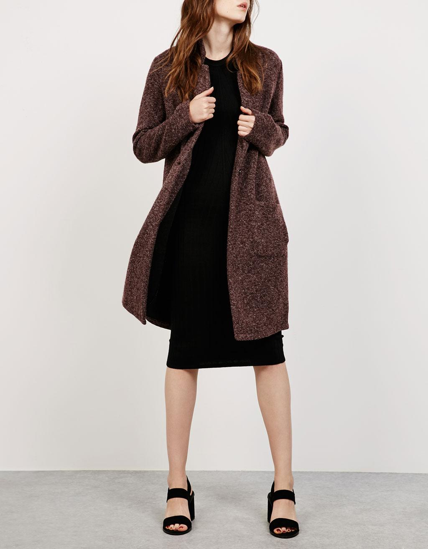 Vestes pour femme - Manteau coupe masculine pour femme ...
