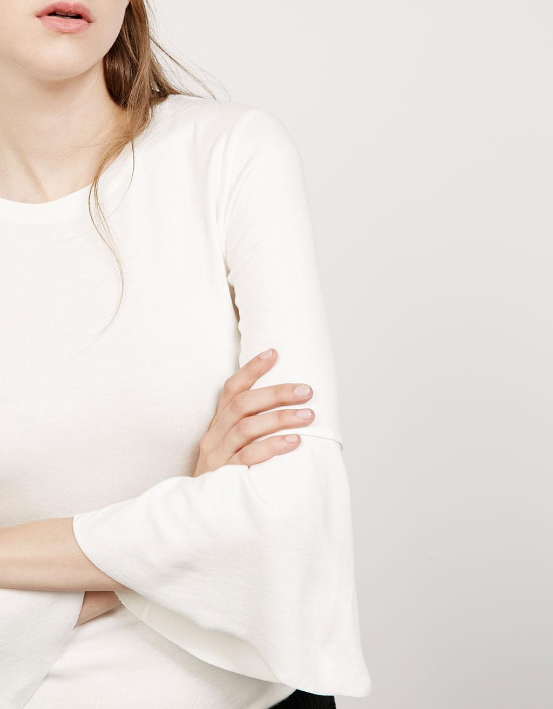 camiseta roma manga larga