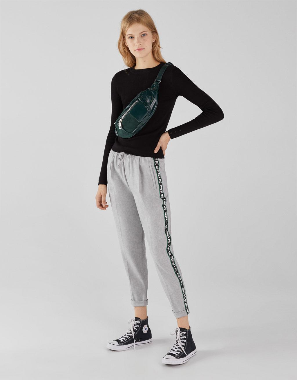 Ukrojene jogger hlače