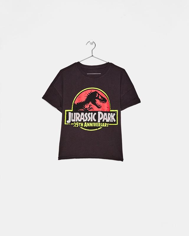 Shirt Jurassic Park Join Life
