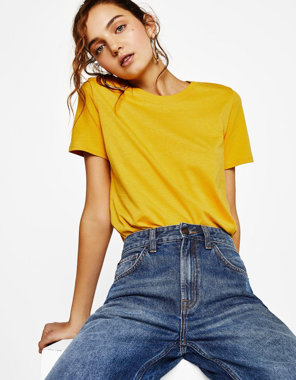 T-shirt à col rond