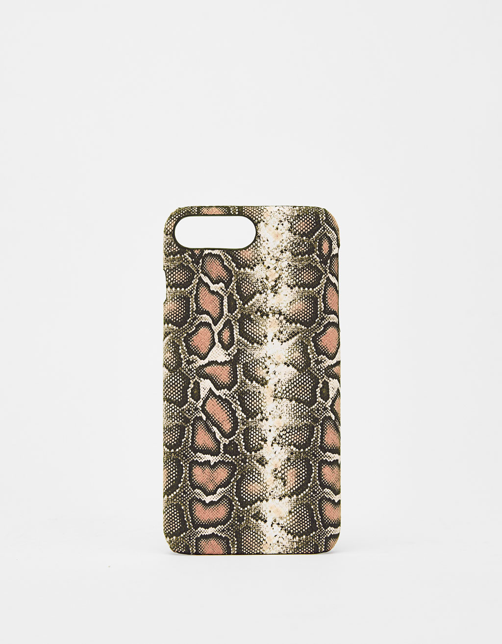 Snakeskin iPhone 6 Plus/7 Plus/8 Plus case