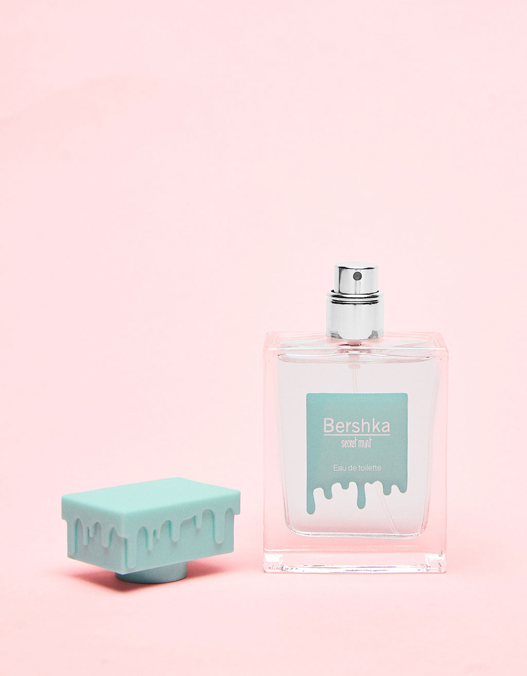 Eau de Toilette Secret Mint, 50 ml