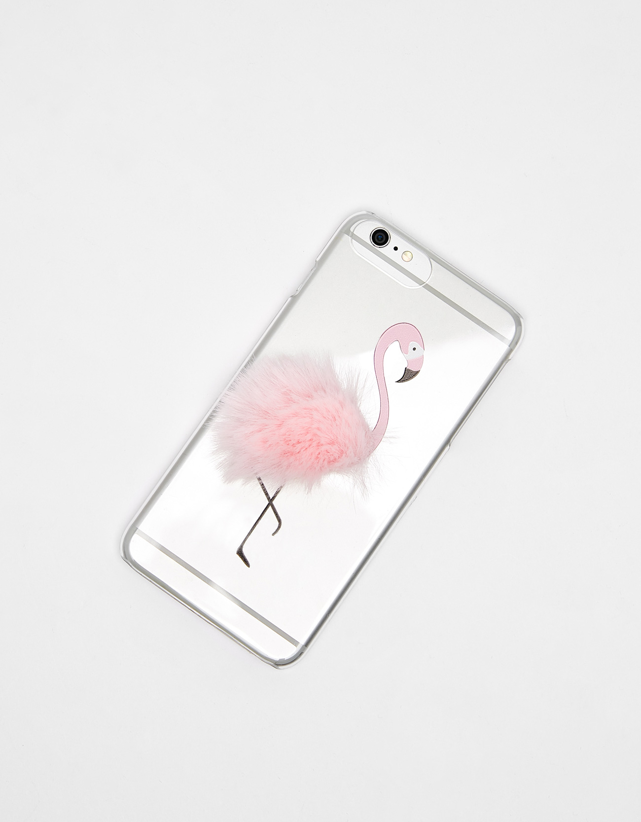 huge selection of d719a 6d89a Flamingo iPhone 6Plus/7Plus case - null - Bershka Belgium