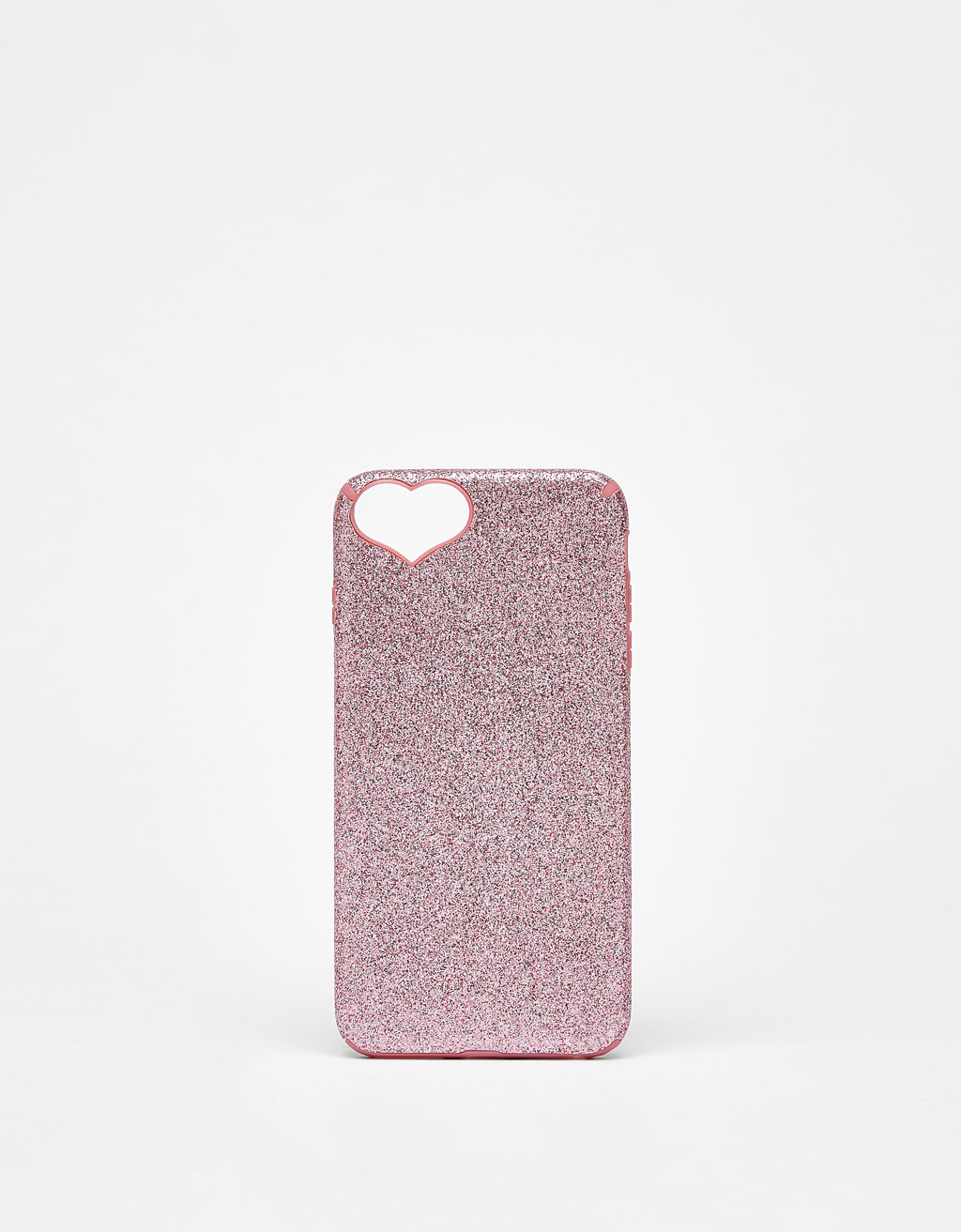 Cover con brillantini iPhone 6 plus/7 plus
