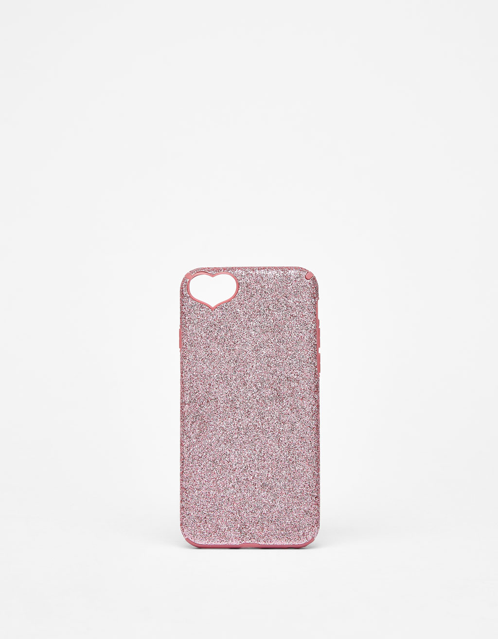 iPhone 6/6s/7 hoesje met purpurine