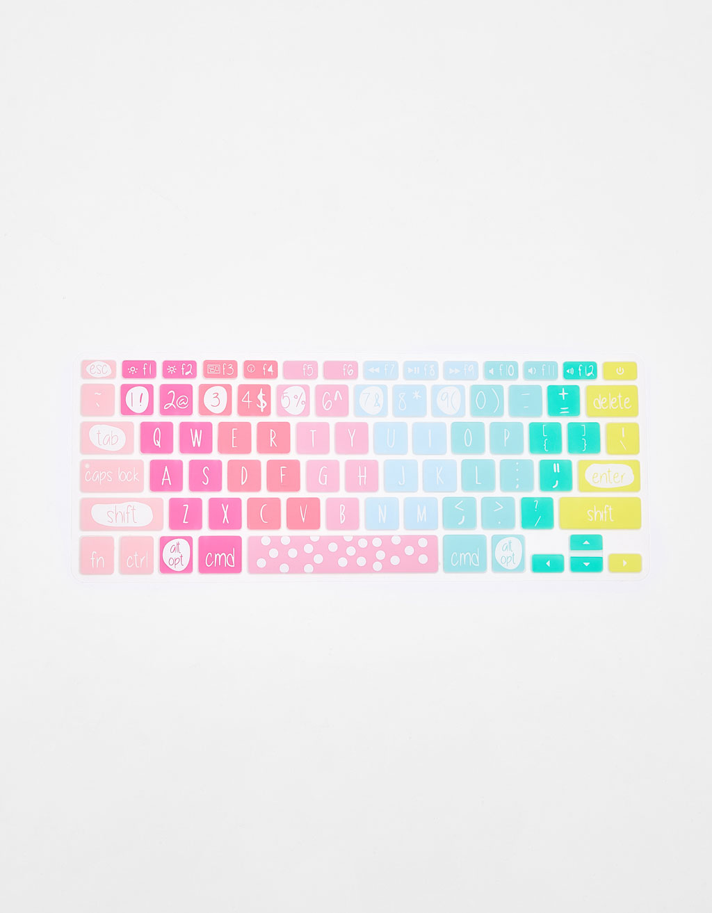 Keyboard protector (international keyboard)