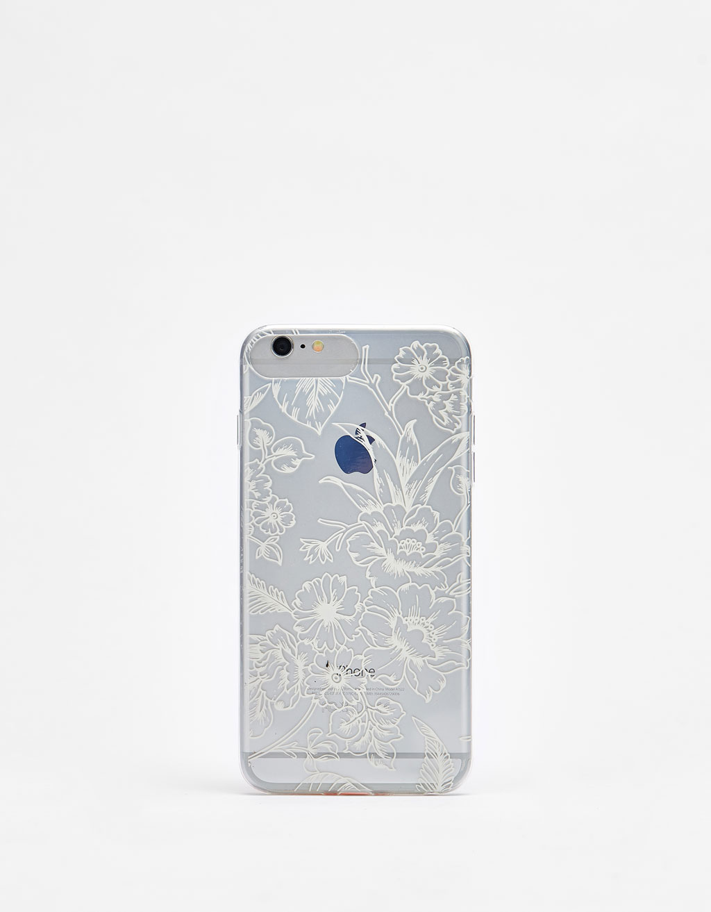 Floral iPhone 6 Plus/7 Plus/8 Plus case
