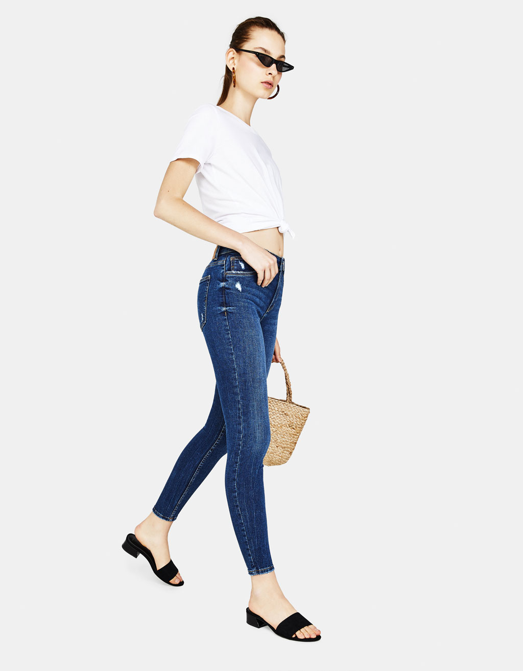 Five-Pocket-Jeans im Skinny-Fit
